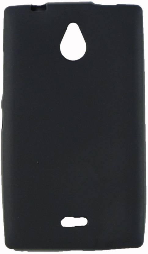 hot sale online 4b4dd d6258 FCS Back Cover for Nokia X2 Dual Sim Dual Sim - FCS : Flipkart.com