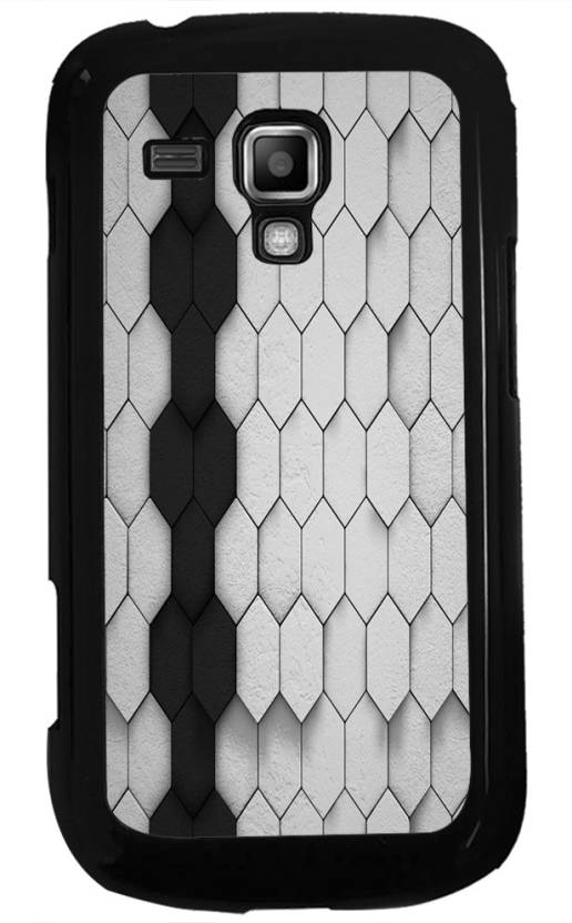 Farrow Back Cover for Samsung Galaxy S Duos 2 S7582