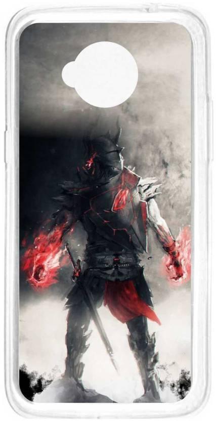 Anger Beast Back Cover for Motorola Moto E (2nd Gen) 4G, Motorola Moto E (2nd Gen)3G