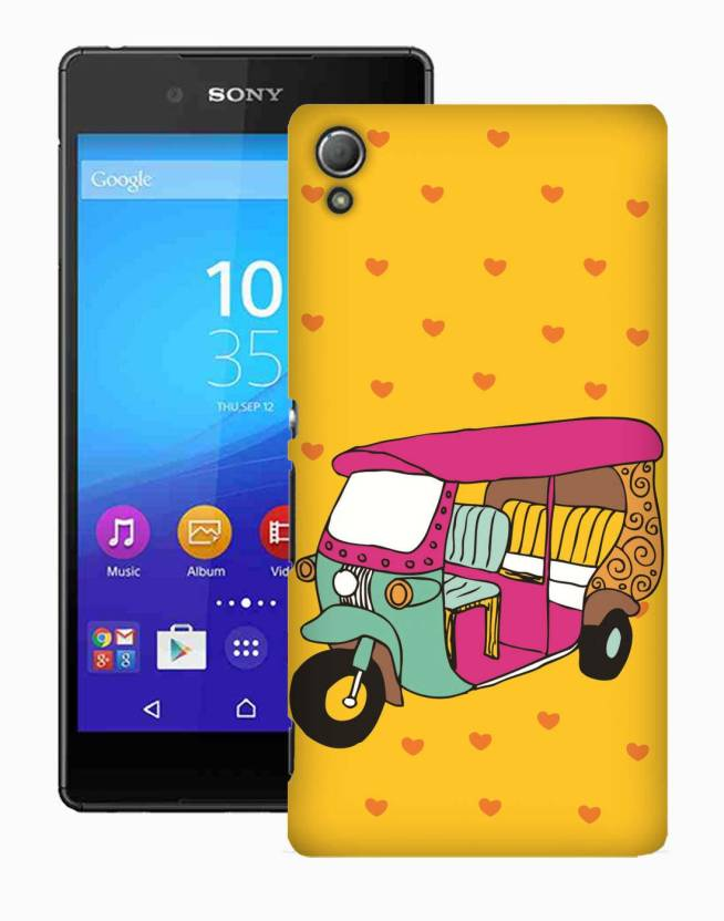 AmerakiDesignHouse Back Cover for Sony Xperia Z4