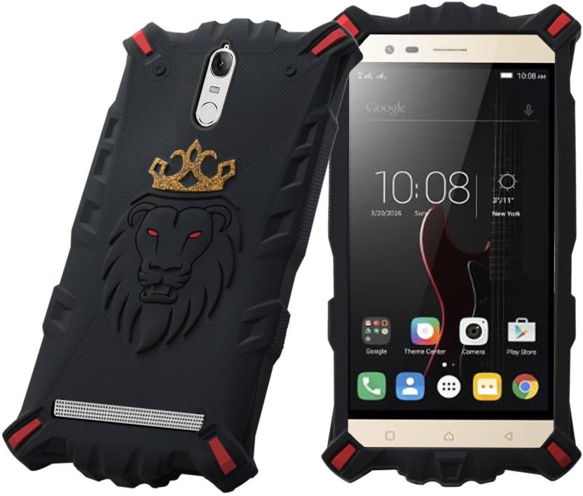 low priced 6f54d a4f60 Febelo Back Cover for Lenovo Vibe K5 Note