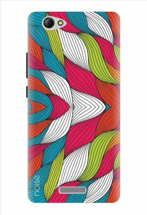 buy popular 43335 3cdc0 Noise Back Cover for Gionee M2