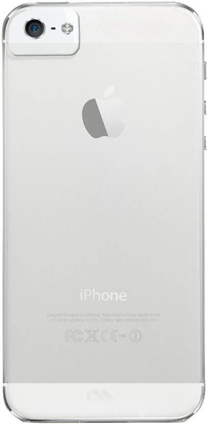 best service 8bf1a e7f03 Starelabs Back Cover for iPhone Se - Starelabs : Flipkart.com