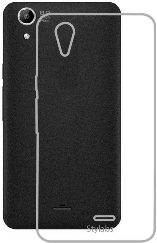on sale 05557 6e909 Stylabs Back Cover for Micromax Canvas Selfie Lens Q345 - Stylabs ...