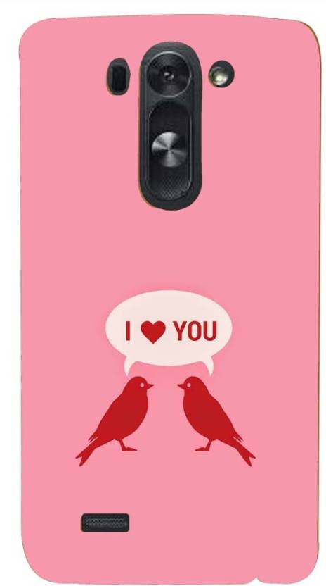Mobile Makeup Back Cover for LG G3 Beat, LG G3 Vigor, LG G3s, LG g3s Dual