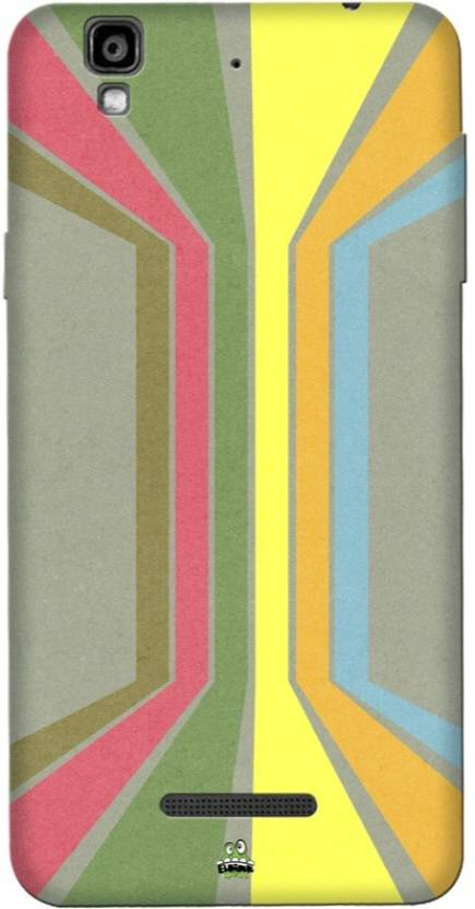 Blink Ideas Back Cover for Micromax Yu Yureka