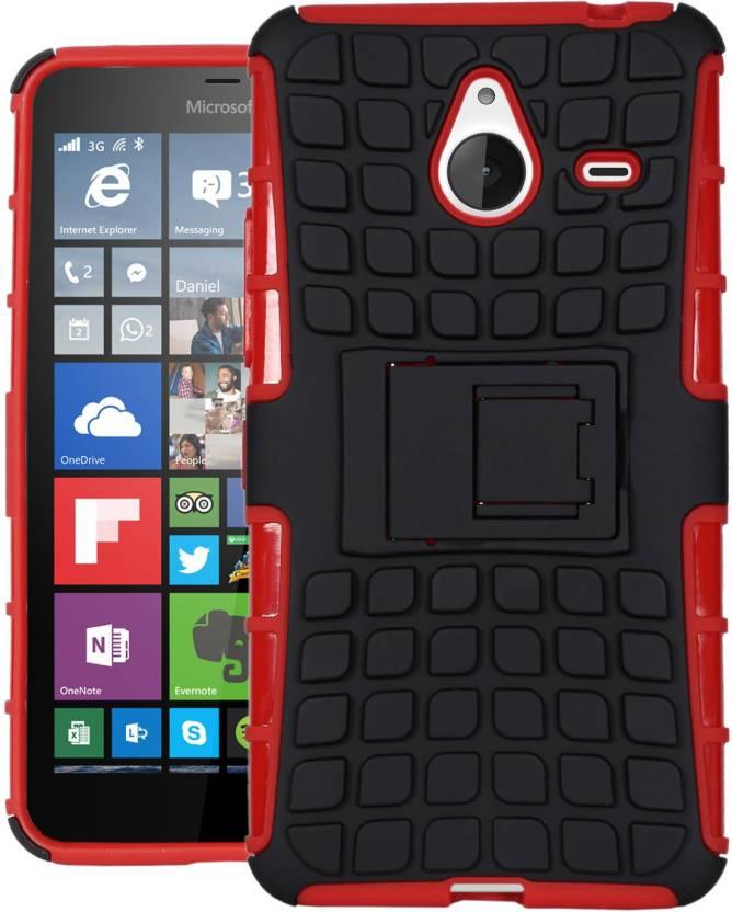buy popular 23ebd b23c9 Armor Back Cover for Lumia 640 XL LTE - Armor : Flipkart.com