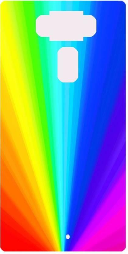Amagav Back Cover for Asus Zenfone 3 ZE552KL