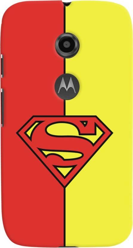 Fuson Back Cover for Motorola Moto E (2nd Gen)