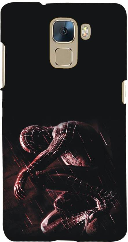 Fuson Back Cover for Huawei Honor 7