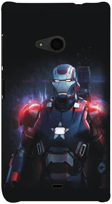Fuson Back Cover for Microsoft Lumia 939