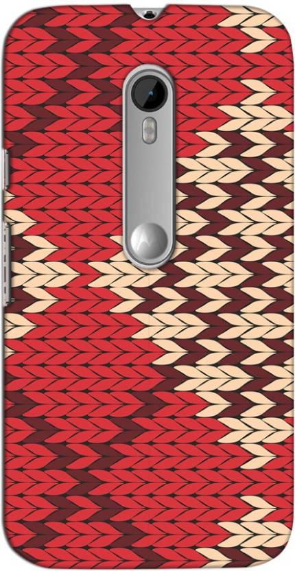 Blink Ideas Back Cover for Motorola Moto X Play