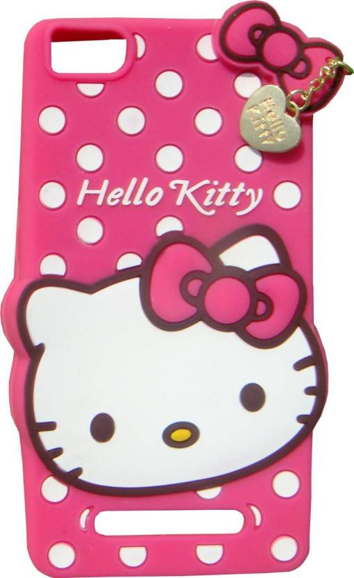 size 40 9c4bd 99b4a Hello Kitty Back Cover for Mi 4i