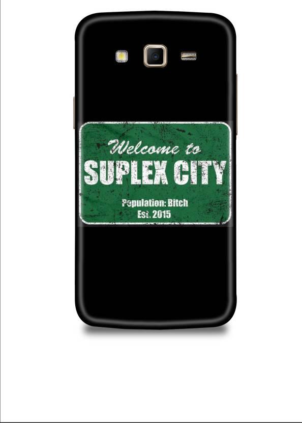 Shopmetro Back Cover for SAMSUNG Grand Prime
