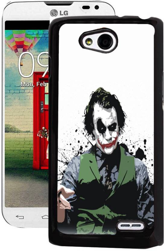 Fuson Back Cover for LG L90 Dual D405