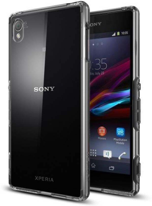 quality design 12db8 e356e Spigen Back Cover for Sony Xperia Z4