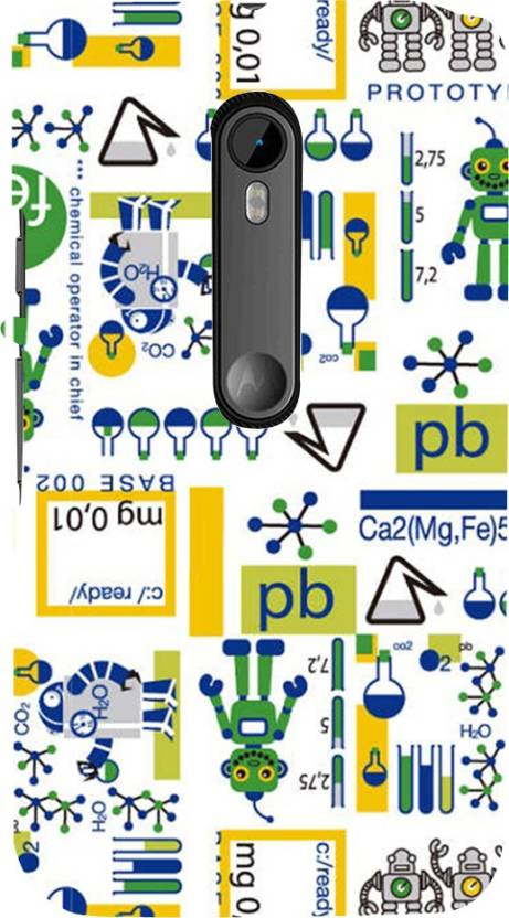 Printvisa Back Cover for Motorola Moto G Turbo Edition