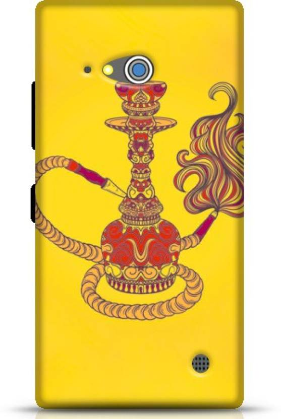reputable site d314c e8d85 Style Baby Back Cover for Nokia Lumia 730 - Style Baby : Flipkart.com