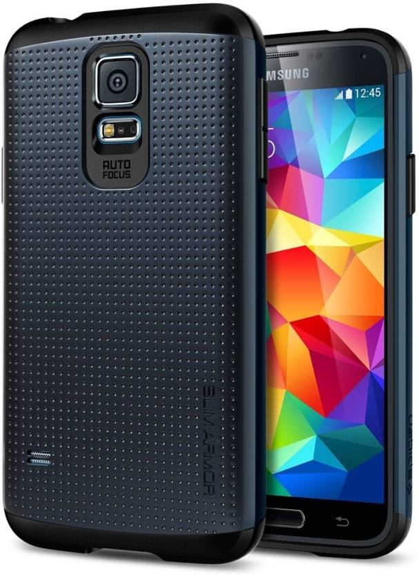 newest collection 9e2cd 0ec36 Spigen Back Cover for SAMSUNG Galaxy S5