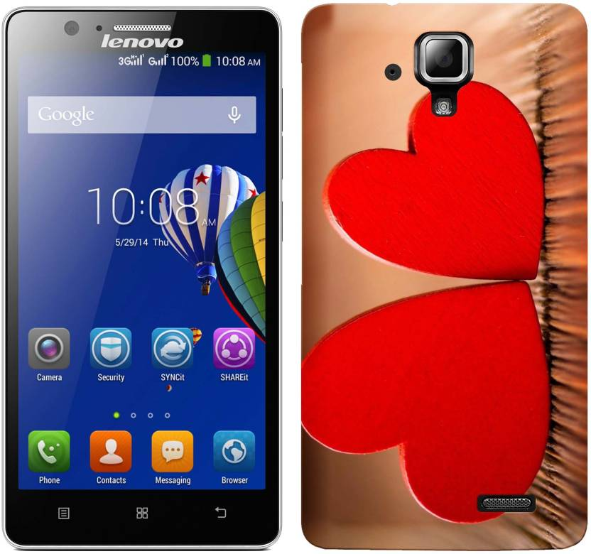 separation shoes 2319d fb96d Wow Back Cover for Lenovo A536