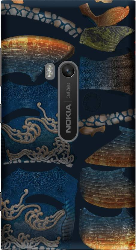 TrilMil Back Cover for Nokia Lumia 920
