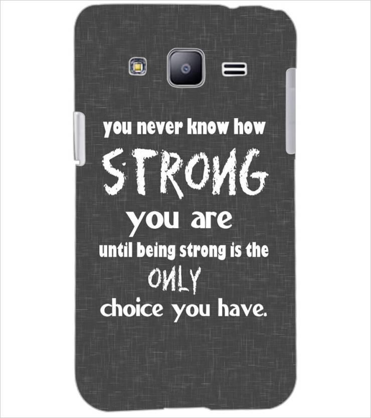 Farrow Back Cover for Samsung Galaxy J421