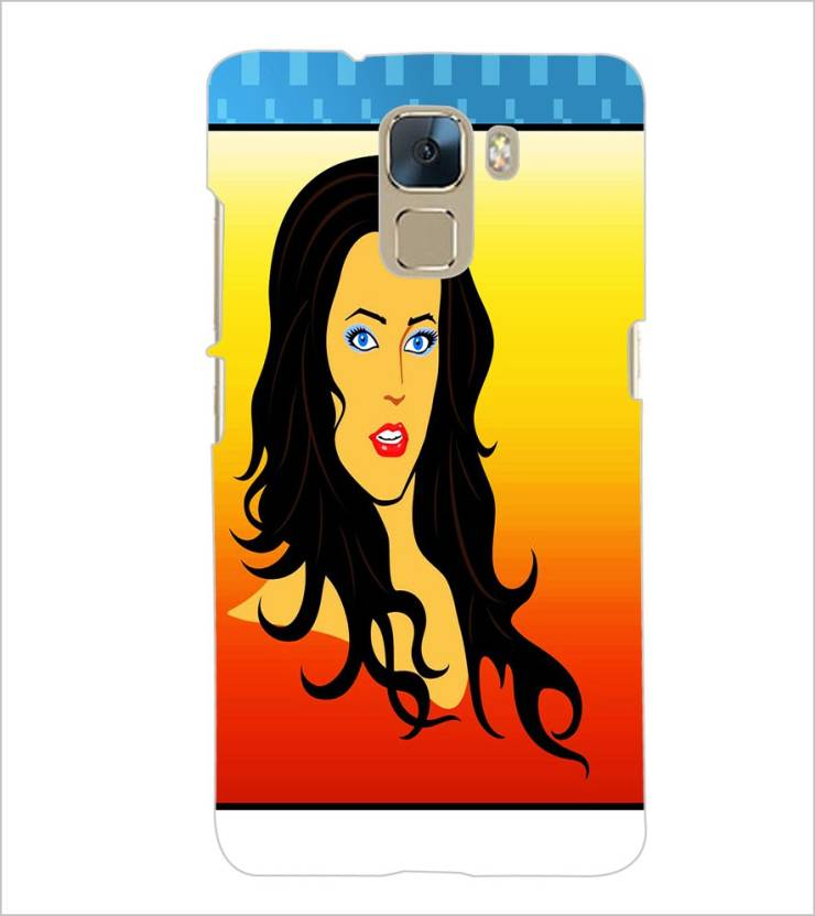 Farrow Back Cover for HUAWEI HONOR 7