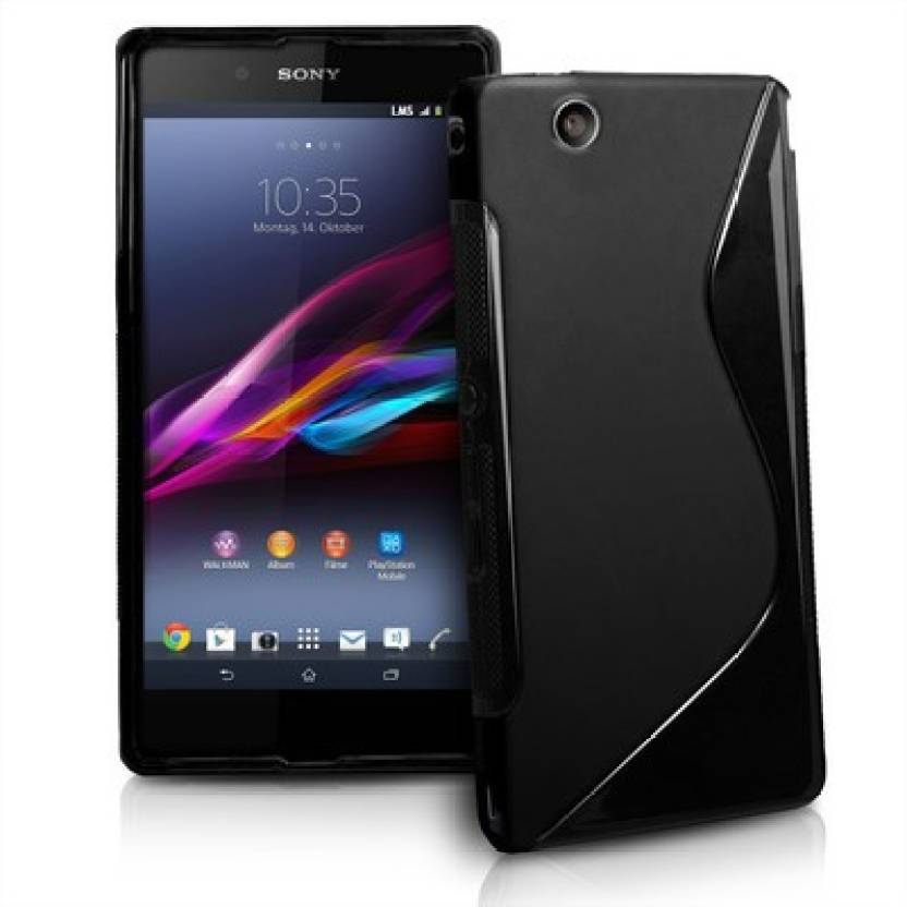 quality design ca5f1 bbd97 S Fancy Back Cover for Sony Xperia Z Ultra