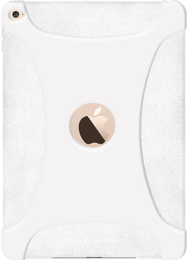 Amzer Back Cover for Apple iPad Air 2 9.7 inch White