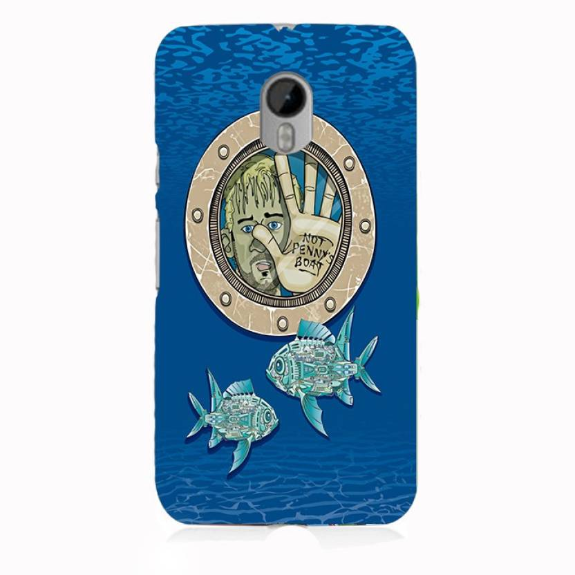 Xcess Designs Back Cover for Motorola Moto G Turbo Edition