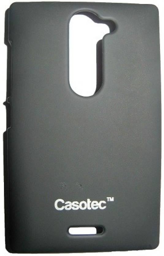 size 40 d8a0a d7cce Casotec Back Cover for Nokia Asha 502