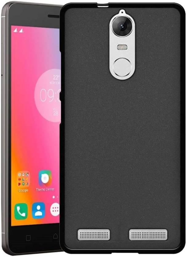 Upto 73% Off On Mobile Cases & Covers By Flipkart | Unistuff Back Cover for Lenovo K6 Power  (Sand Black) @ Rs.209