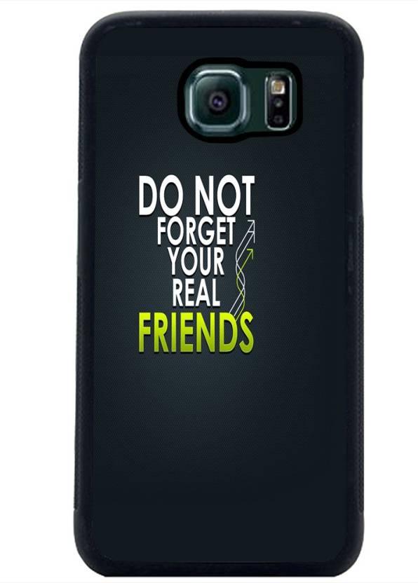 Farrow Back Cover for SAMSUNG Galaxy S6 Edge