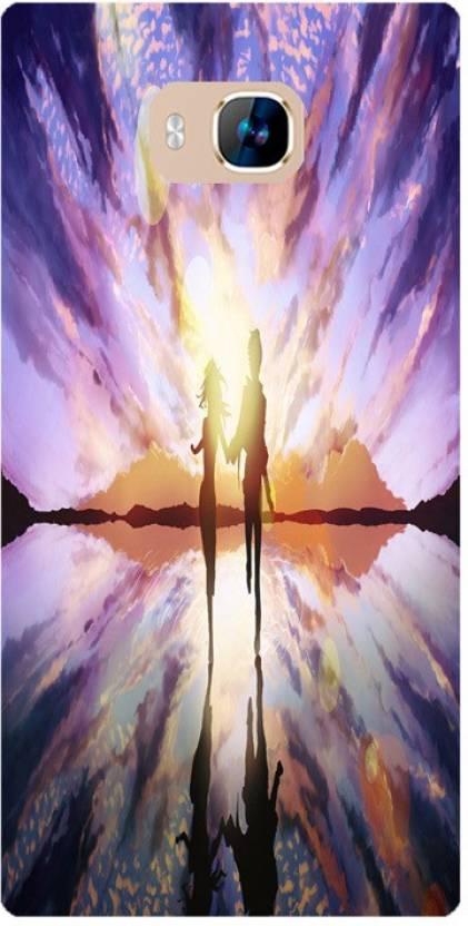 Amagav Back Cover for LYF Wind 2