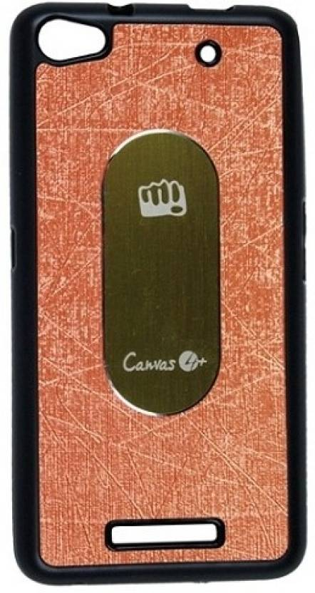 lowest price 243f5 7edc1 Casotec Back Cover for Micromax Canvas 4 Plus A315 - Casotec ...
