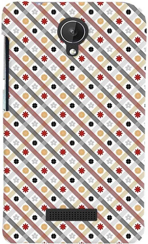 Mobile Makeup Back Cover for Micromax Canvas Spark Q380