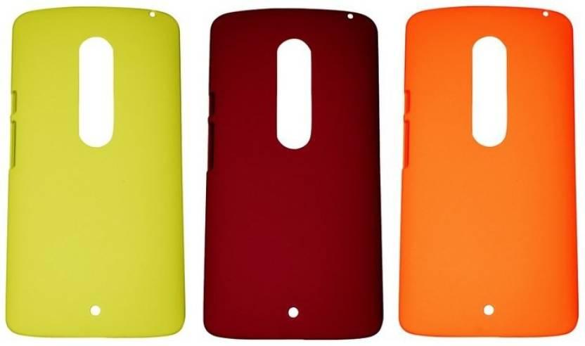 Bacchus Back Cover for Motorola Moto X Play