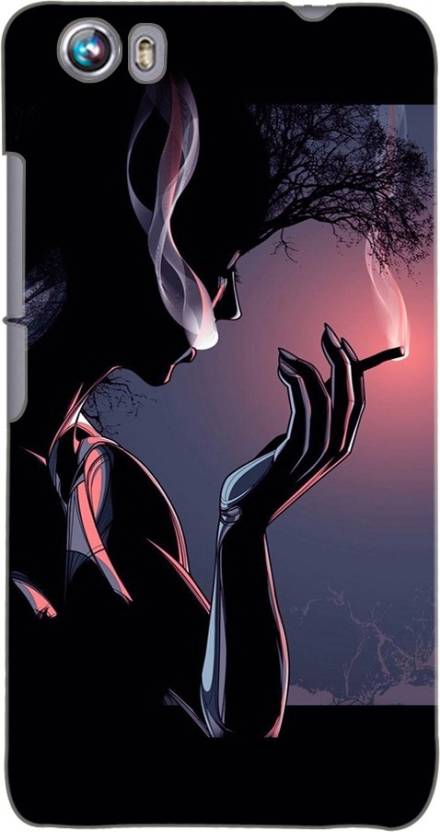 FARROW Back Cover for Micromax Canvas Fire 4 A107