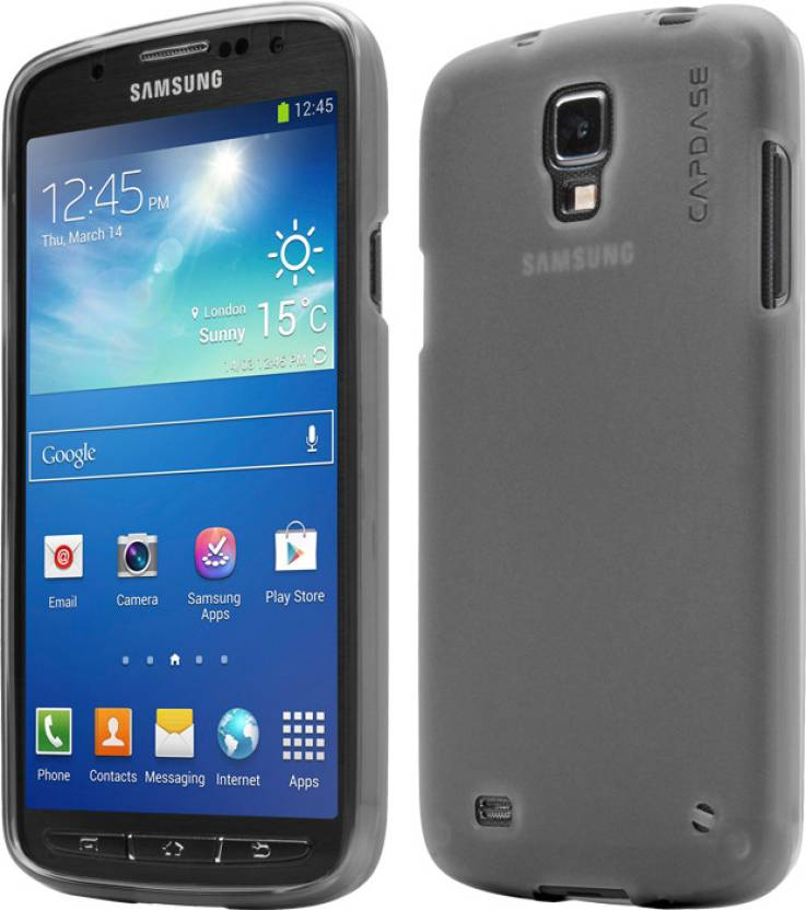 buy popular 56018 485ff Capdase Back Cover for Samsung Galaxy S4 Active - Capdase : Flipkart.com