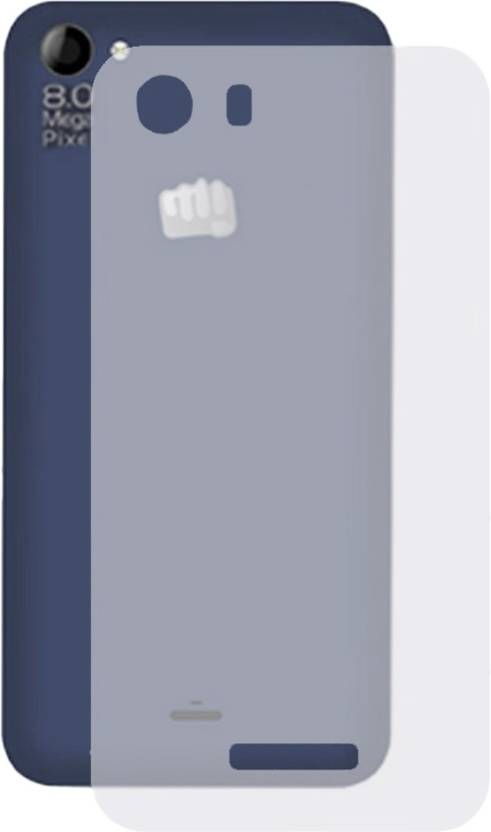 Kolorfame Back Cover for Micromax Canvas Unite 3 Q372