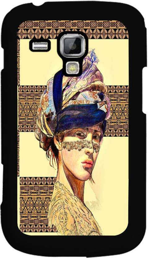 PrintDhaba Back Cover for SAMSUNG GALAXY S DUOS S7562