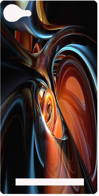 Amagav Back Cover for Lava X17