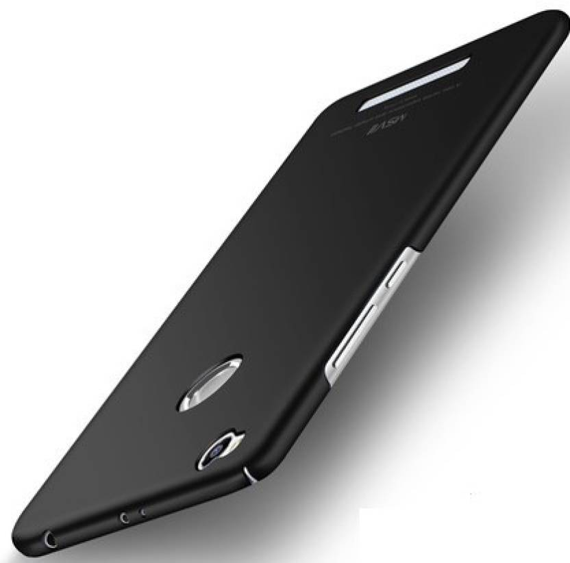 Ridhaniyaa Back Cover for Mi Redmi 3S Prime