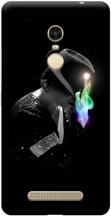 BUZZWORLD Back Cover for Mi Redmi Note 3