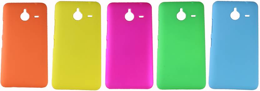 innovative design 35b9b 8bf31 FCS Back Cover for Microsoft Lumia 640 XL - FCS : Flipkart.com