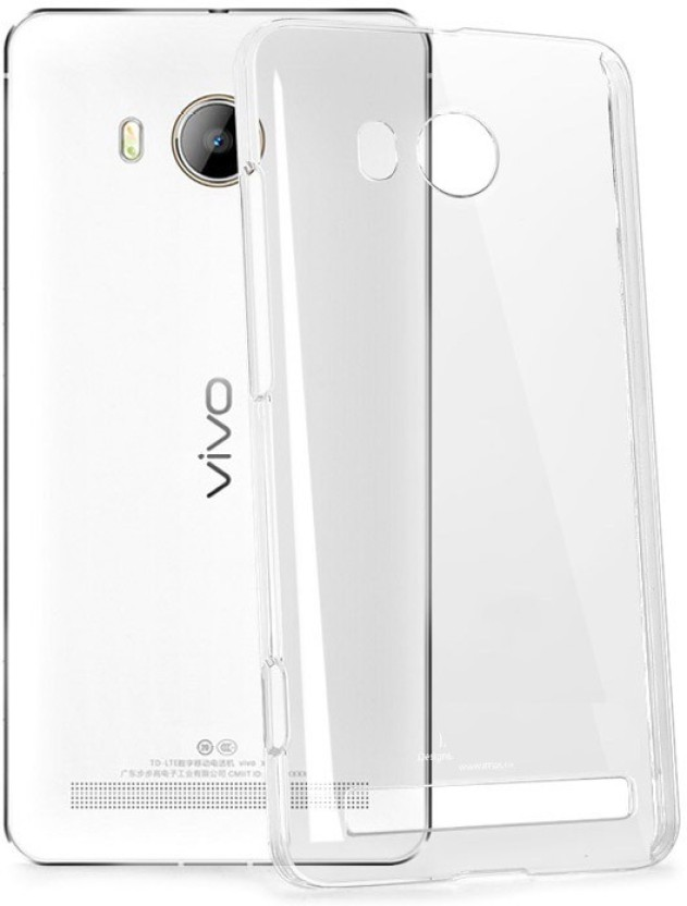 Cubix Back Cover For Vivo Xshot