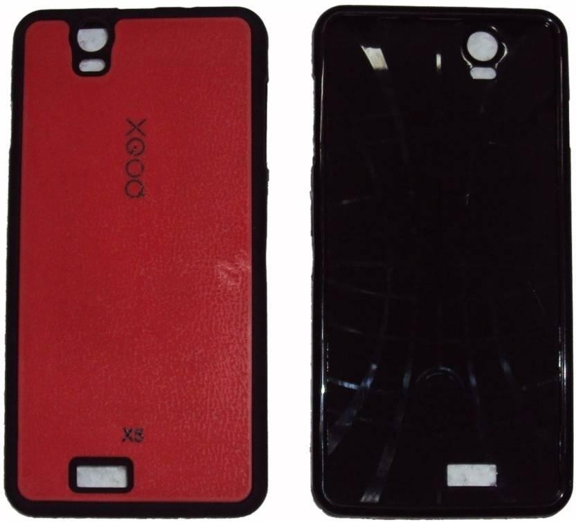 new concept bc817 82dd5 VES Back Cover for Lava Iris X5 - VES : Flipkart.com