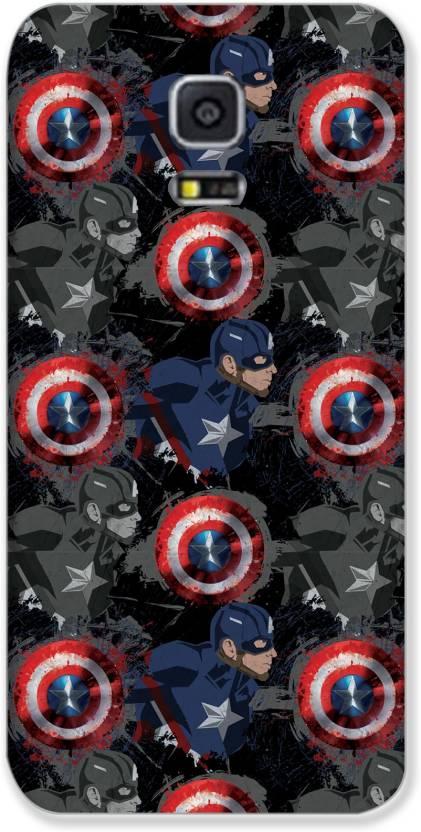 best website 881e6 e58b8 Marvel Back Cover for SAMSUNG Galaxy S5 - Marvel : Flipkart.com
