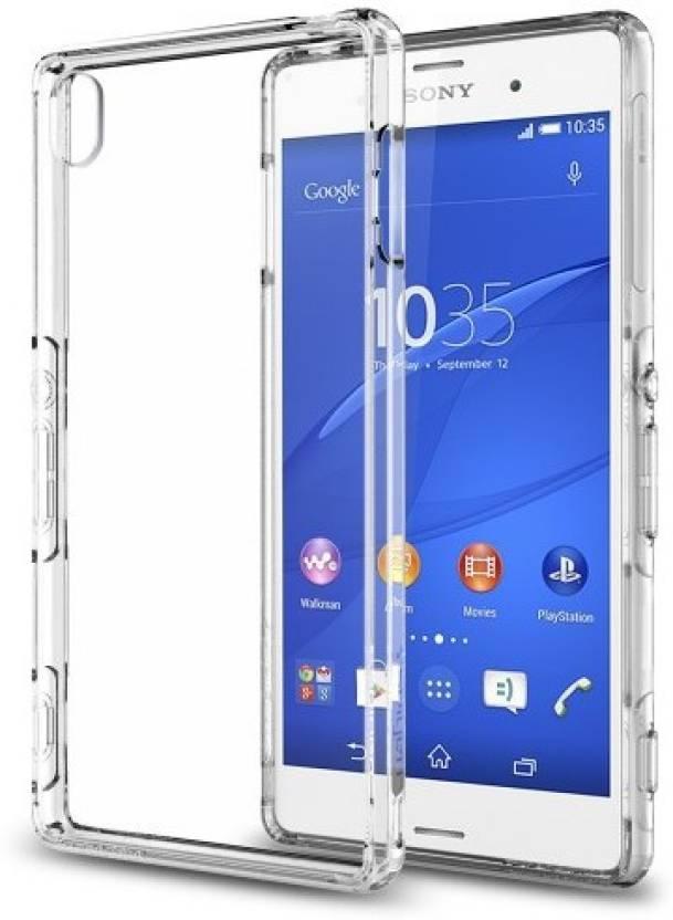 buy online 0a38c a2824 Spigen Back Cover for Sony Xperia Z3 - Spigen : Flipkart.com