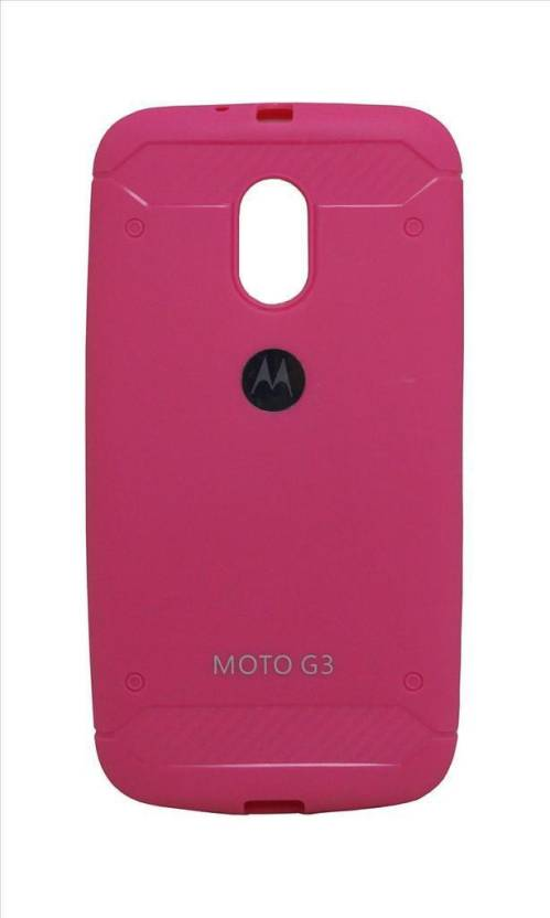 NSI Back Cover for Motorola Moto G3 / Moto G New 3rd Generation